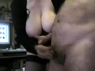 Mature couple cam play