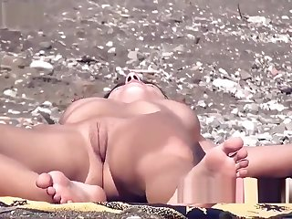 Eroded Nipples Hot Shaved Pussy Nudist Unmasculine Shore Voyeur
