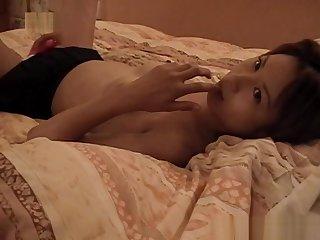 Arousing Asian milf enjoys cock in pov porn dissemble