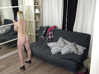 Eavesdrop cam in the room my young chubby tits stepdaughter
