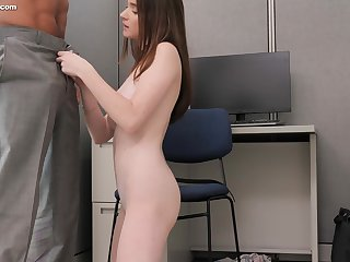 Hazel Moore likes consenting sex increased by from behind is her favorite pose