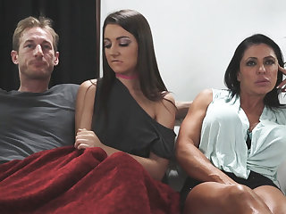 I adore stroking Daddy's cock!