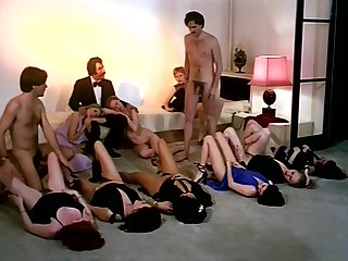 Output sex orgy action with horny body of girls
