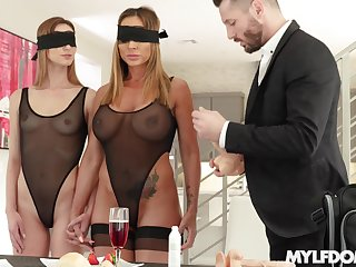 The pre-eminent ginger beer experience in a threesome is memorable be useful to Ana Rose
