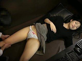 Pounding A Drunken Girl In A Japanese Porn Video