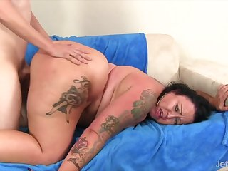 Jeffs Models - Generous Cumshots be proper of Wild BBWs Compilation Part 3