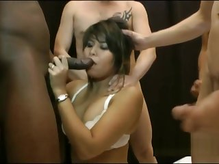 Exotic adult scene Brunette wild full version