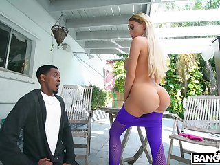Dat ass got him mum with an increment of Victoria June wants some BBC treatment