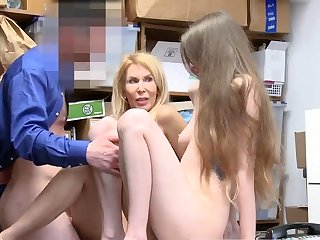 Police cock interrogating and fucked office girl xxx