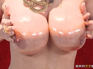 Resolve up homemade peel of join in matrimony Lisa Ann having nice anal coitus