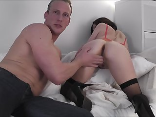 Operative homemade cam sex with a savoury cam girl on fire