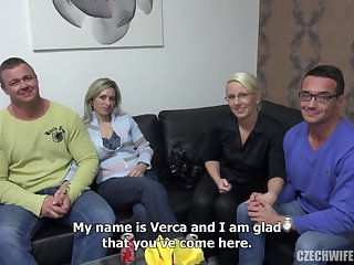 Czech Wifey Exchange 7 - total vid