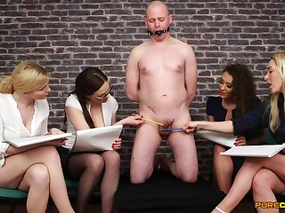 CFNM in fine scenes be useful to group XXX fetish